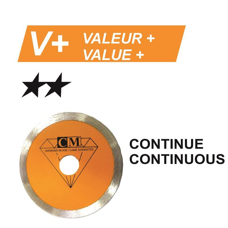 Continue-V+