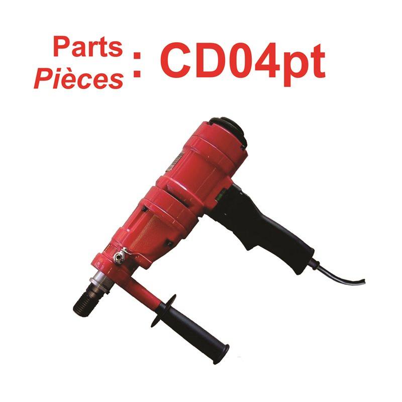 CD04pt Parts