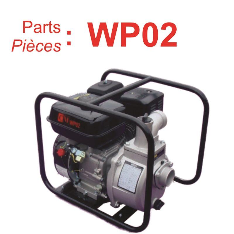 WP02 Parts