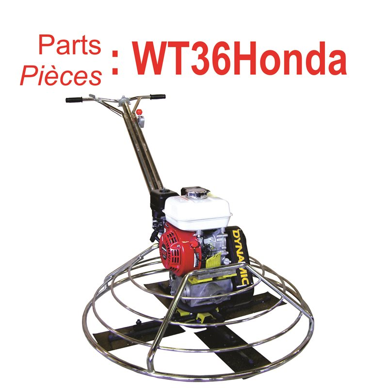 WT36Honda Parts