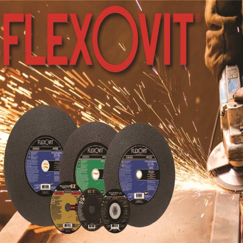 ABRASIVE DISCS, Flexovit