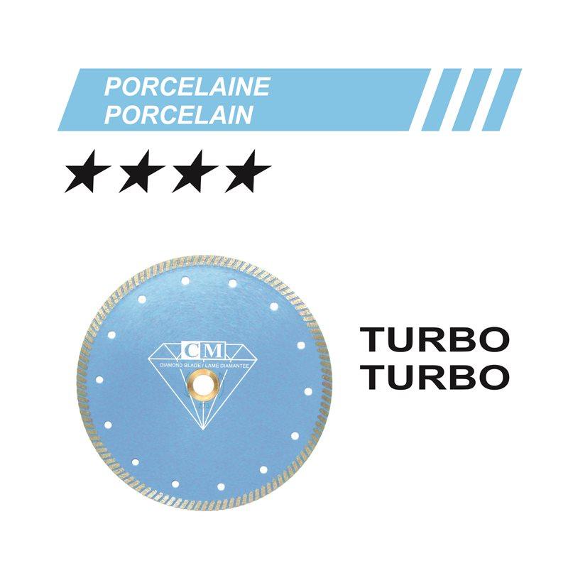 Turbo-Porcelain