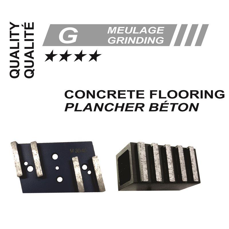 G-Block, Plate4T & Pin