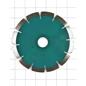 """Lame Diamantée 9"""" x 0.090"""" Béton frais avec soff shaft (10HP"""
