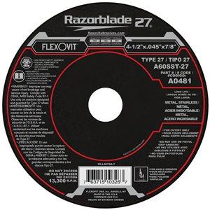 Metal Cutting Wheel (T27)