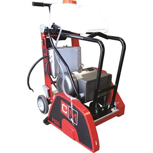 """20"""" Floor Saw with 7.5 HP Electric motor, 240V / 1Phase"""