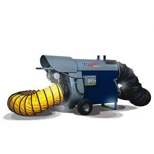 IDH-200QR, 170,000 BTU / h, 15A, 1,610 CFM