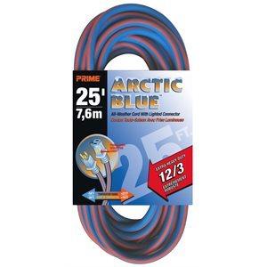 25ft, 12 / 3 SJEOW ARCTIC w / Primlok