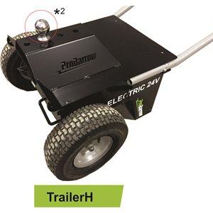 Trailer Hauler for ProBarrow