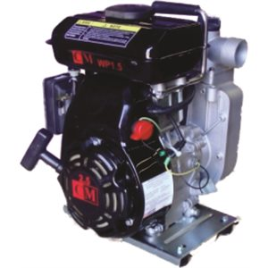 """1.5"""" Centrifugal Pump with 2.5 HP gas engine"""
