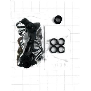 Spacer sets (48) pour power rake (déchaumeuse)