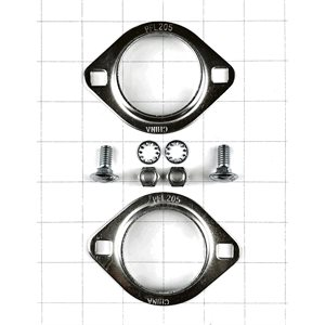 Stamping kit W / fasteners