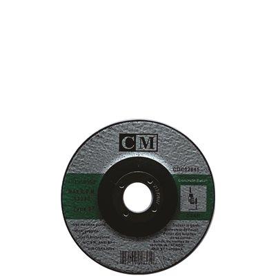 "4.5"" x 1 / 8"" Abrasive Blade for Concrete (Type 27)"