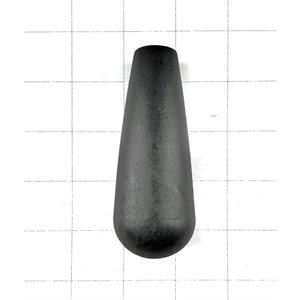 Button couvre levier