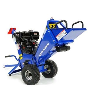 "4"" Chipper, 13HP GX390 Honda engine"