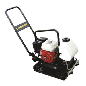 """82 kg, 18""""x23"""" plate compactor with Honda motor"""