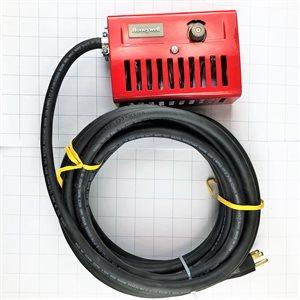 Remote thermostat 25' (idf 350 / 500), Honeywell, Red